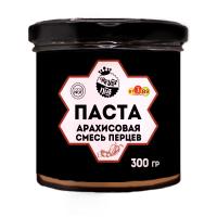 Арахисовая паста смесь перцев, 300 г