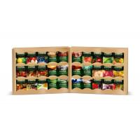 Чай Greenfield подарочный в пакетиках, 30 видов