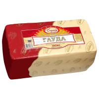 Сыр Гауда 50% Сырная долина, брус ~4,2 кг