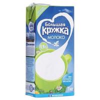 Молоко Большая Кружка 1.5%, 0.98 л