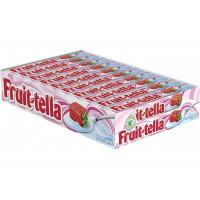"""Конфеты жевательные """"Fruit-tella"""", 41 г по 21 шт"""
