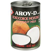 Молоко кокосовое Aroy-D, 400 мл