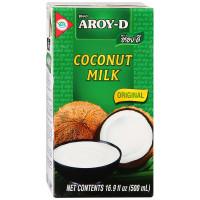 Молоко кокосовое Aroy-D, 500 мл