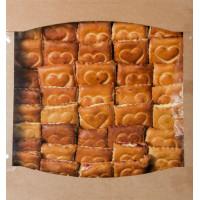 Печенье Любимое творожное с малиной, 2 кг
