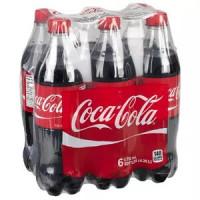 Напиток Coca-Cola, 6 шт. по 1,5 л