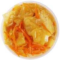 Капуста с морковью по-корейски, 0,2..
