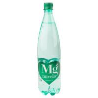 Вода минеральная Mivela Mg++ газированная, ПЭТ, 1 л
