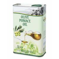 Оливковое масло для жарки Olive Pomace, холодного отжима, 1 л