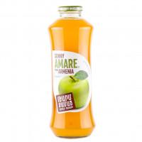 Сок яблочный натуральный Amare (прямой отжим), 750 мл