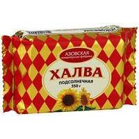 Халва подсолнечная КФ Азовская, 350 г (удаление)