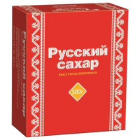 Сахар Русский сахар кусковой, 500 г