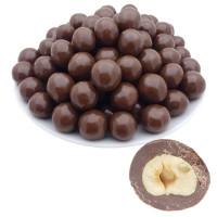Фундук в темном бельгийском шоколад..