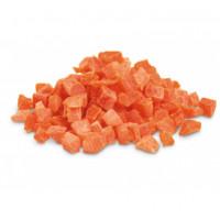Папайя кубики 8-10 мм, 500 г