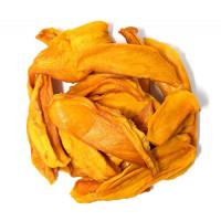 Манго лист натуральный Тайланд (без сахара), 500 г