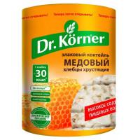 Хлебцы Dr. Korner злаковый коктейль..