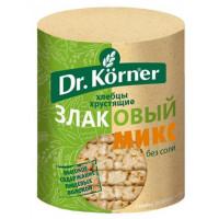 Хлебцы Dr. Korner злаковый микс 90 ..