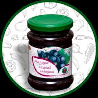 Желе ягодное из черной смородины М-Конс, 320 г