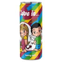 Напиток Love is…со вкусом Ягодный Микс 330мл
