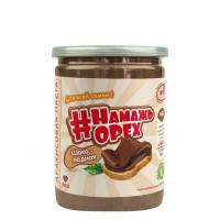 """Арахисовая паста """"Намажь_Орех"""" Шоколадная 230 гр"""