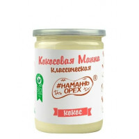 """Ореховая паста """"Намажь_Орех"""" Кокосовая манна 230 гр."""