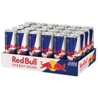 Энергетический напиток Red Bull, 24 шт. по 0.25 л