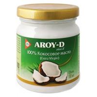 Aroy-D Масло 100% кокосовое, 180 мл..