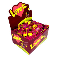 Жевательная резинка Love Is Вишня и Лимон 100 шт