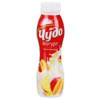 Йогурт питьевой Чудо Персик-манго-д..