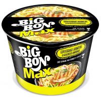 Лапша BIGBON Max куриная с пряным соусом, 95 г