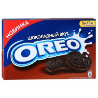 Печенье Oreo Шоколадный вкус в коробке, 228 г