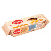 Печенье Яшкино Апельсин, 137 г
