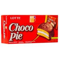 Пирожное Orion Choco Pie в глазури 6 шт по 30г