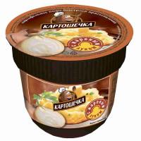 Пюре картофельное Картошечка со сливками и укропом, 41 г
