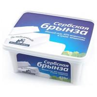 Сыр Mlekara Sabac брынза сербская 45%, 450 г