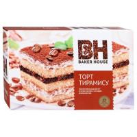 Торт BAKER HOUSE Тирамису, 350 г