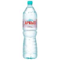 Вода питьевая Архыз негаз., ПЭТ, 1,5 л