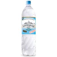 Вода питьевая Липецкий Бювет негаз., ПЭТ, 1,5 л