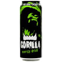 Энергетический напиток Gorilla классический, 0,45 л