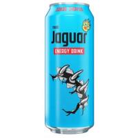 Энергетический напиток Jaguar Free, 0,5 л.