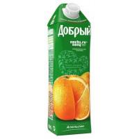 Сок Добрый Апельсин, 1 л
