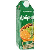 Сок Добрый Мультифрукт, 1 л