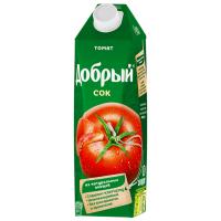 Сок Добрый Томат, 1 л