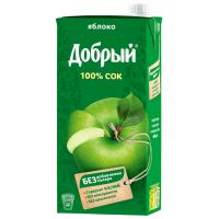 Сок Добрый Яблоко, 2 л