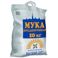 Мука ПМК пшеничная в\с, 10 кг