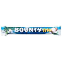 Батончик Bounty Trio, 82 г