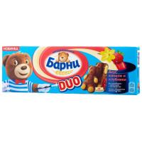 Пирожное Медвежонок Барни со вкусом клубники, 150 г