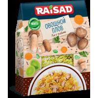 Овощной плов Raisad «Рис с грибами» 200 г