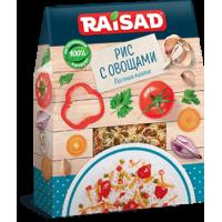 Рис с овощами Raisad «Постная паэлья» 200 г
