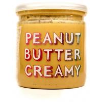 """Арахисовая паста кремовая """"Creamy"""" GRIZZLY NUTS, 200 г"""