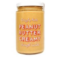"""Арахисовая паста кремовая """"Creamy"""" GRIZZLY NUTS, 370 г"""